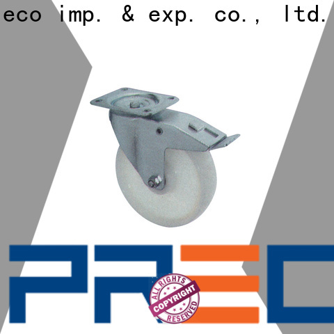PRECO double swivel caster wheels quick transaction for car