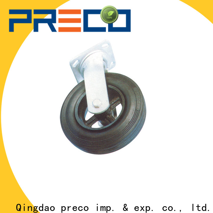 PRECO safety industrial caster wheels suppliers for car