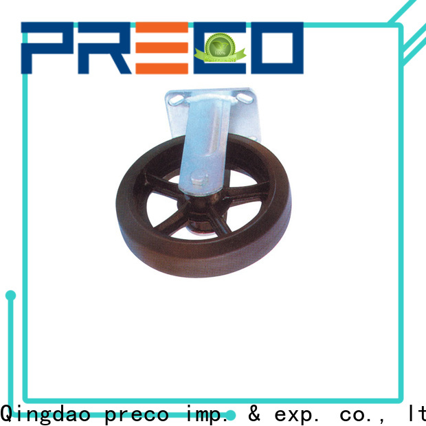 PRECO steel industrial casters factory for car