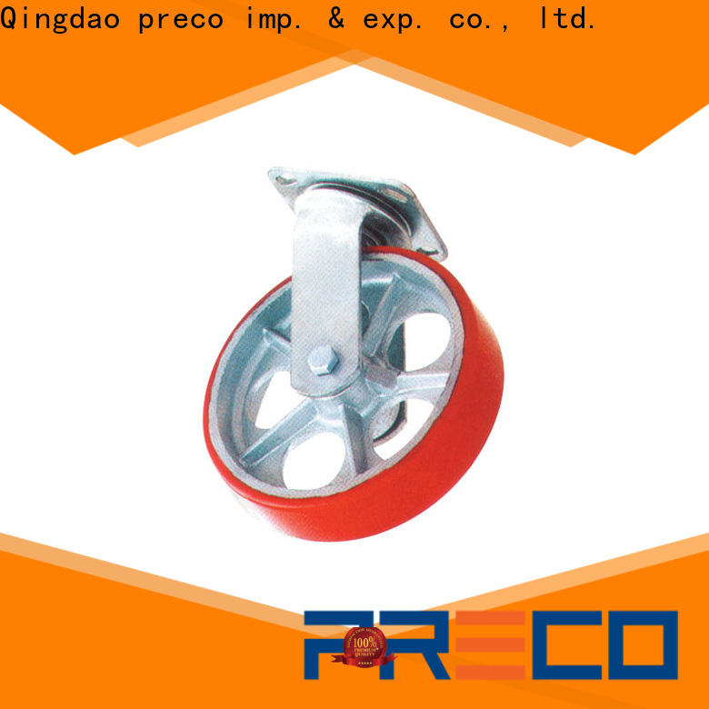 PRECO iron rubber wheels China Factory for car