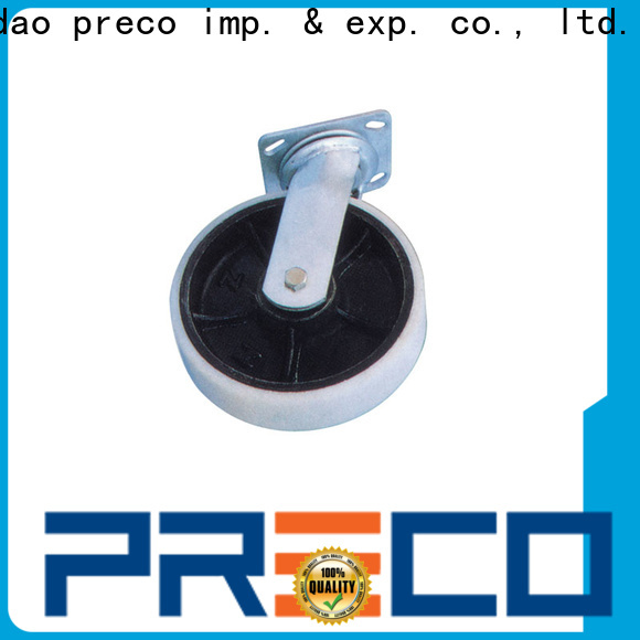 PRECO body large caster wheels suppliers for car