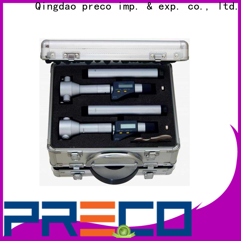 PRECO threepoint inside micrometer price manufacturers for factory