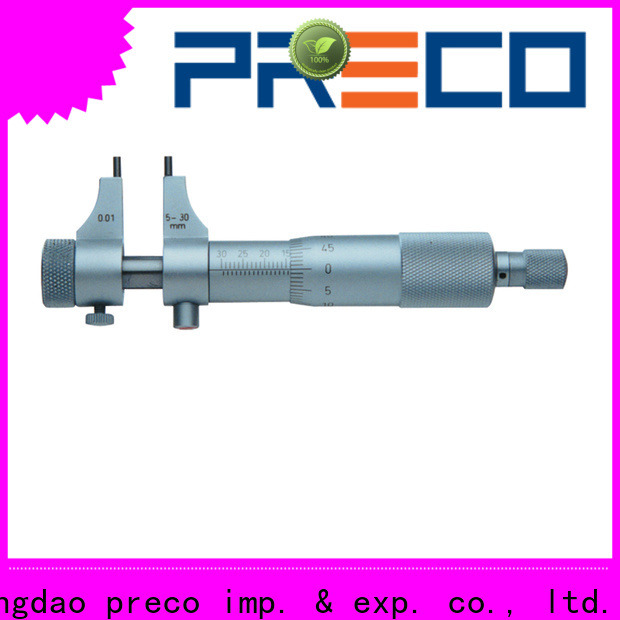 PRECO best inside micrometer for sale wholesale engineering
