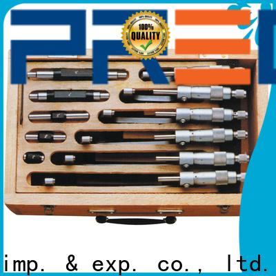 custom od micrometer ratchet chinese manufacturer for depth measurements