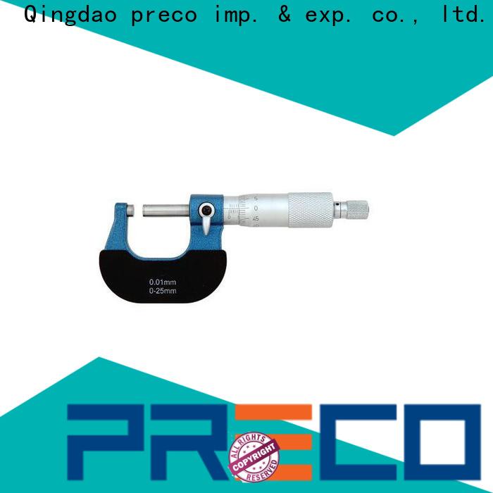 PRECO custom dial depth gauge supply