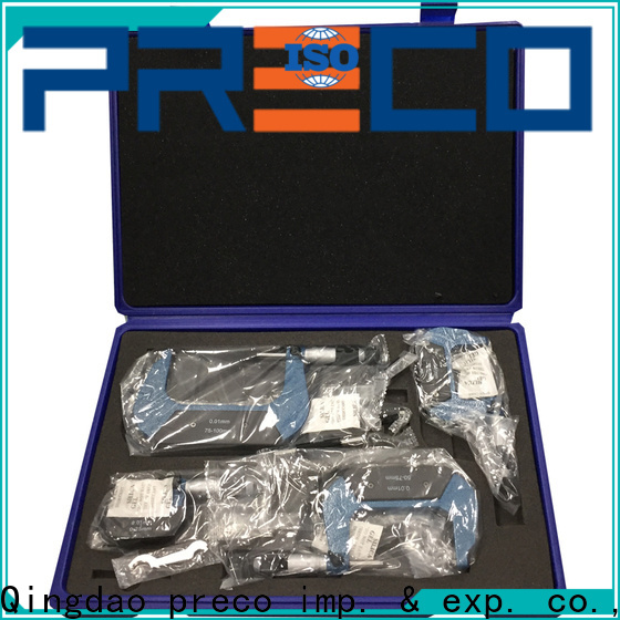 PRECO measurement 1 micrometer manufacturers