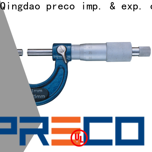 new anvil micrometer outside factory