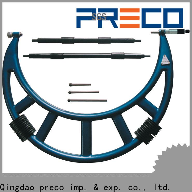 PRECO adjustable inside micrometer for sale manufacturer for Measurement Tool