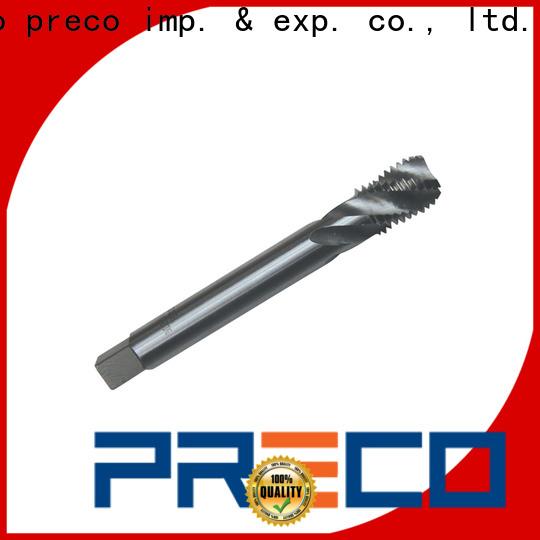 PRECO tap drill manufacturers