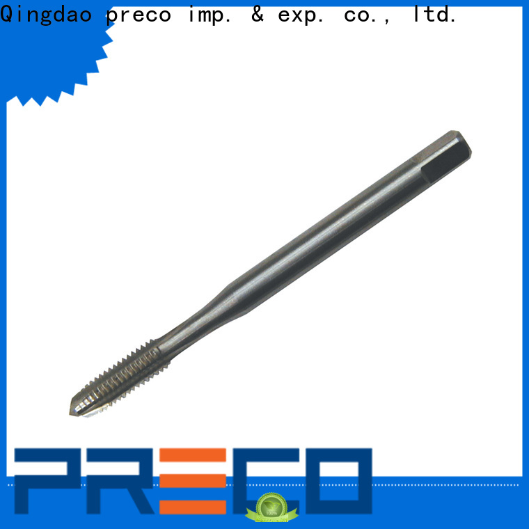 PRECO wholesale tap guide suppliers for workshop
