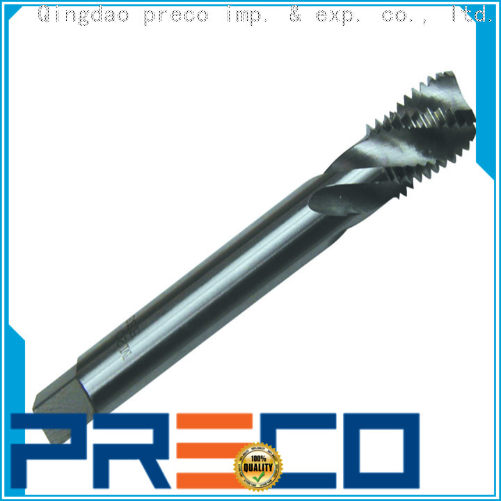 PRECO tap and die tool suppliers for metal