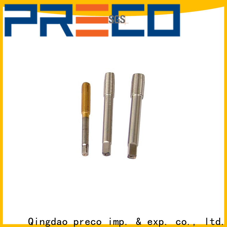 PRECO wholesale 6mm thread tap supply for factory
