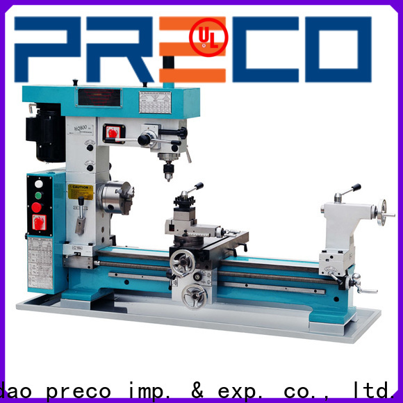 PRECO diy woodworking machines manufacturers for occupation training
