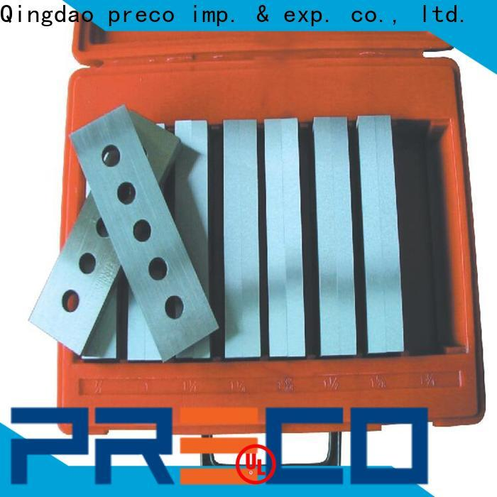 PRECO low cost adjustable parallels suppliers