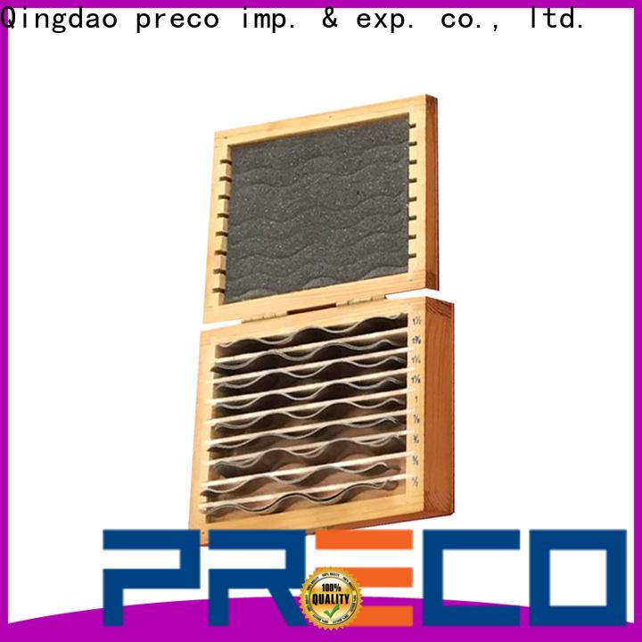 PRECO custom machinist parallels company