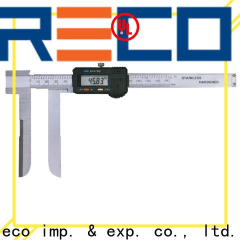 PRECO digital caliper set suppliers for warehouse