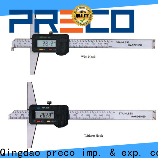 professional digital caliper set adjustment company for workshop