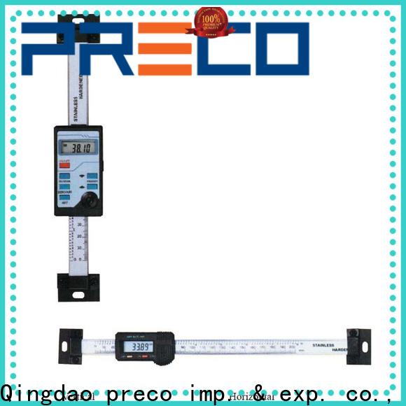 PRECO tool vernier gauge manufacturers for workshop