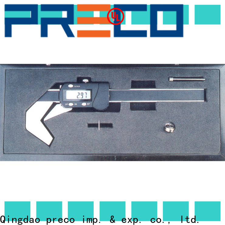 PRECO calipers digital measuring calipers for warehouse