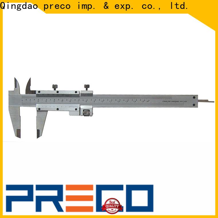 PRECO heavy vernier instruments for outside