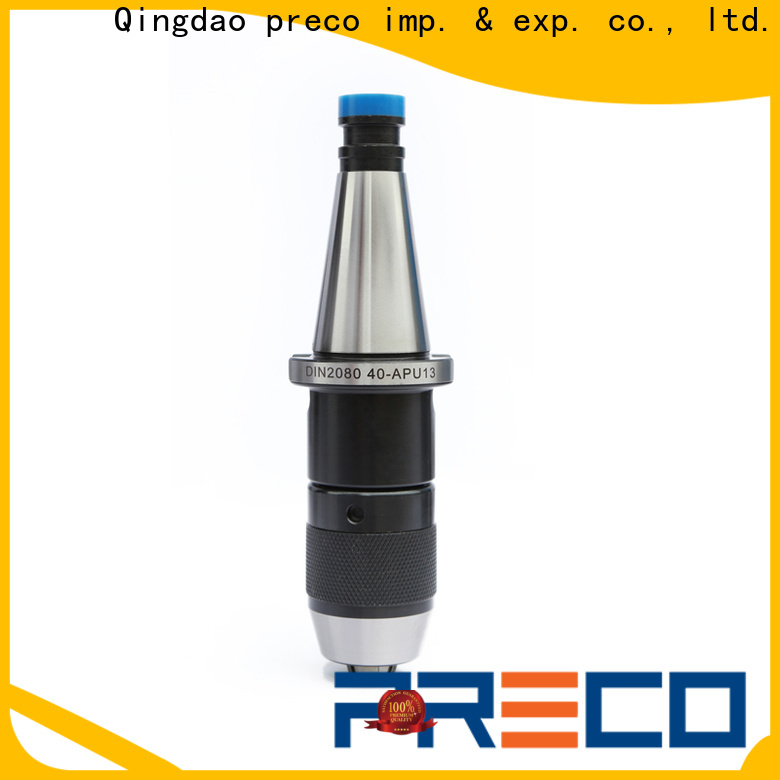 PRECO latest drill chuck arbor source now for lathe