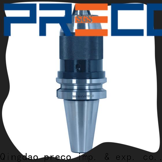 PRECO taper drill chuck arbor for machine
