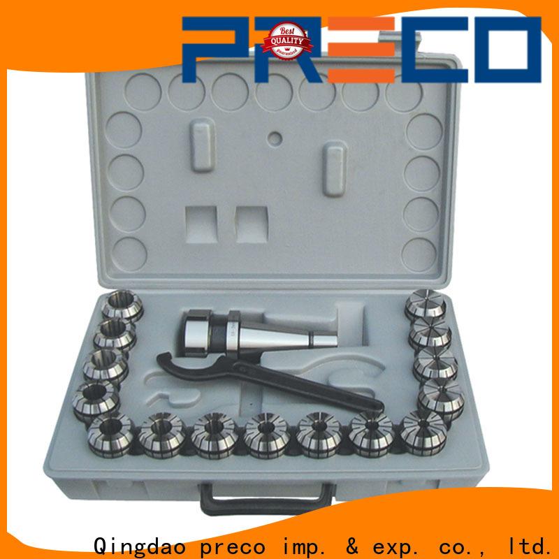 PRECO Best er collet holder manufacturers