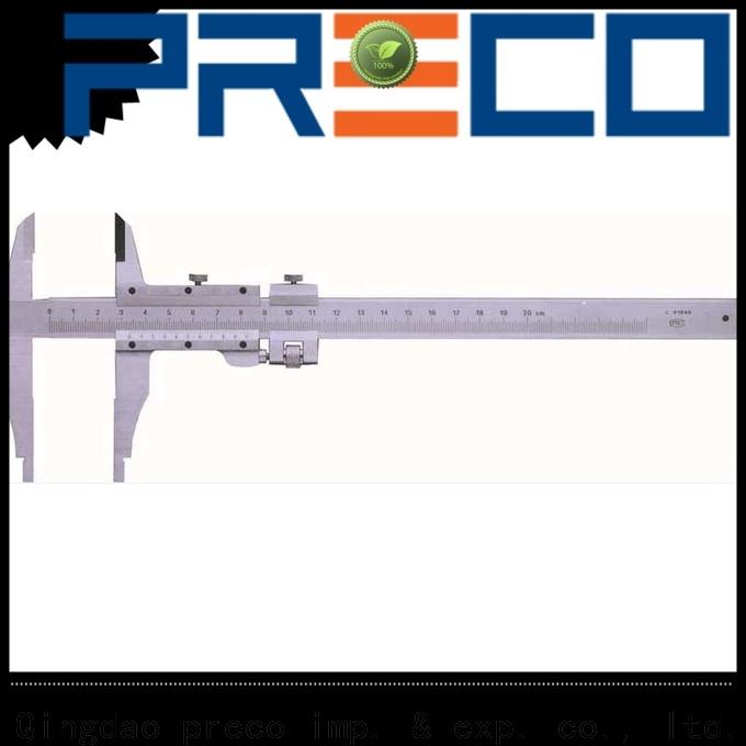PRECO gauge vernier caliper gauge company for car