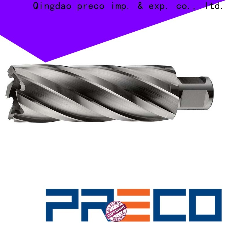 PRECO Best annular cutters supply for machining operation