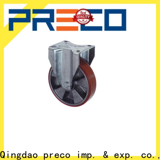 High-quality steel swivel casters nylon company For Hospital