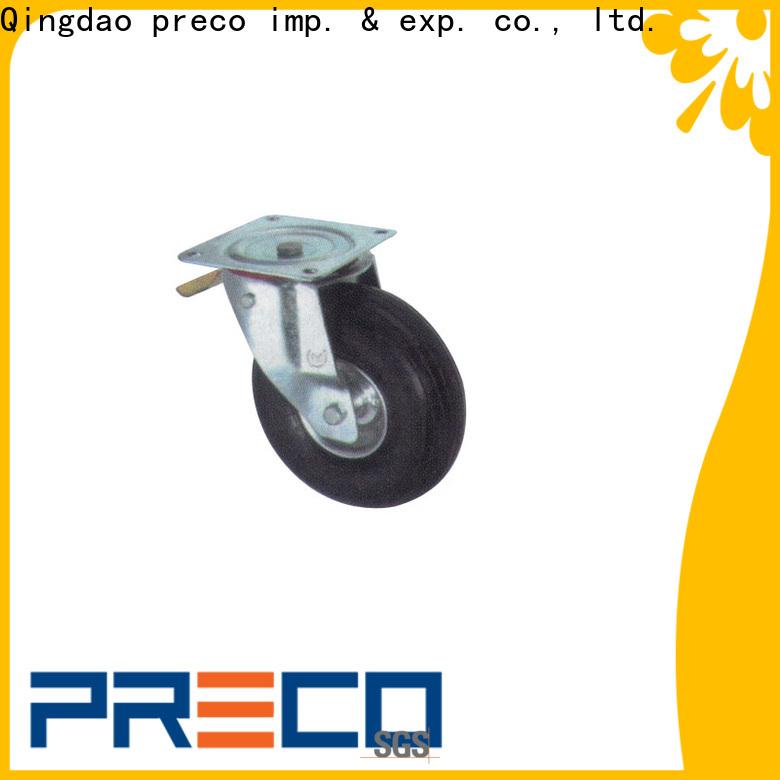 PRECO Top poly wheels company For Hospital