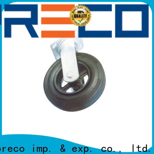 Wholesale rigid wheel nylon for business For Hospital
